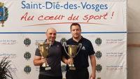 Open National de St Dié des Vosges 2018